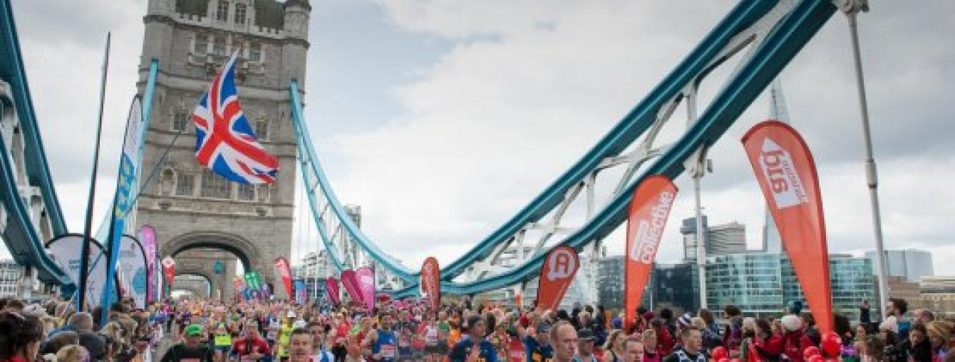 Virgin Money London Marathon 2020 freedom from torture