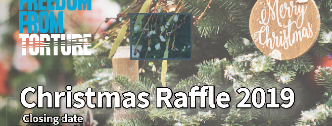 Raffle Winter 2019