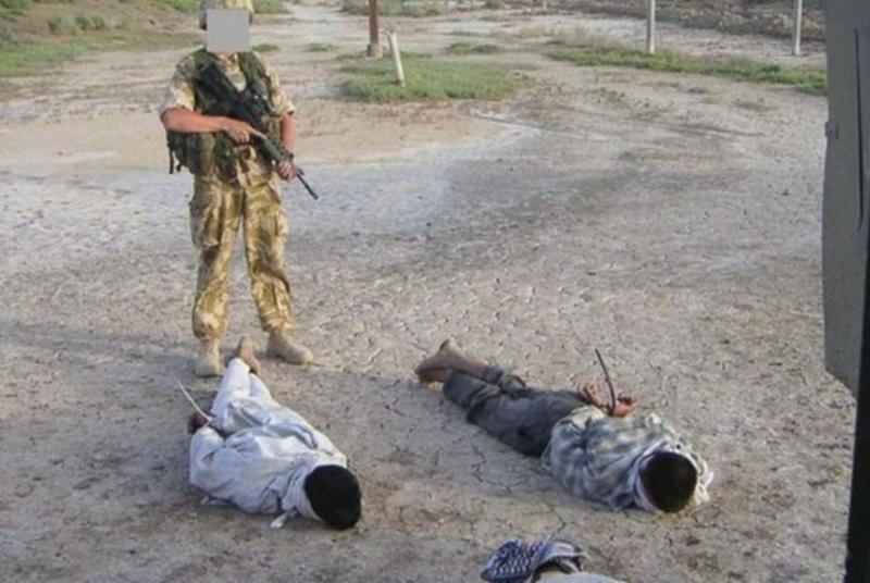 British soldier Iraq