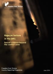 Rape as torture in the DRC: sexual violence beyond the conflict zone (English version June 2014)