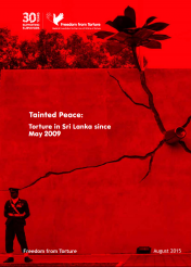 Tainted peace - torture in Sri Lanka since May 2009 English Full (Aug 2015)
