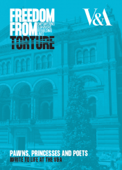 Victoria and Albert museum and Freedom From Torture refugee week booklet