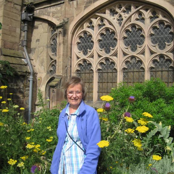 Cathedrals pilgrimage barbara worcester Freedom from Torture