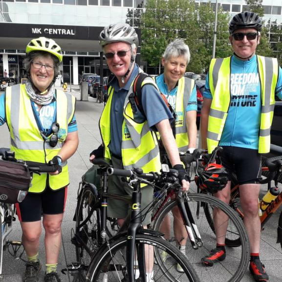 Cycle Against Torture - Milton Keynes