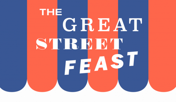 great street feast 2019 banner