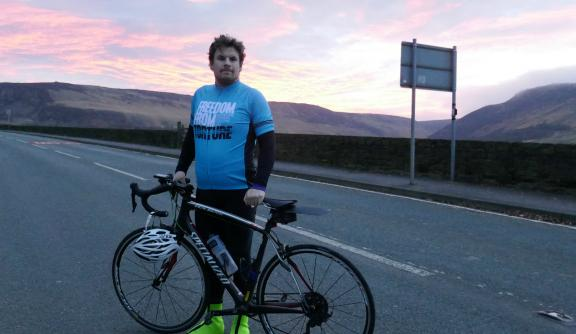 Cycle Challenge - Everesting 3